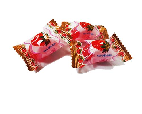 kẹo dẻo dâu